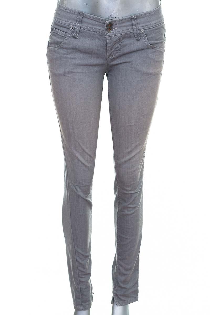 Pantalón Jeans color Gris - United Colors of Benetton