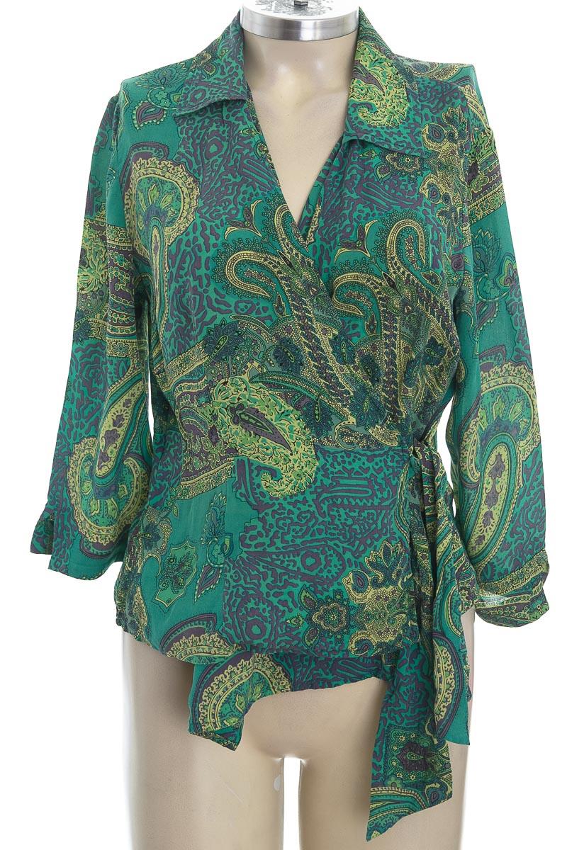Blusa color Verde - Tess