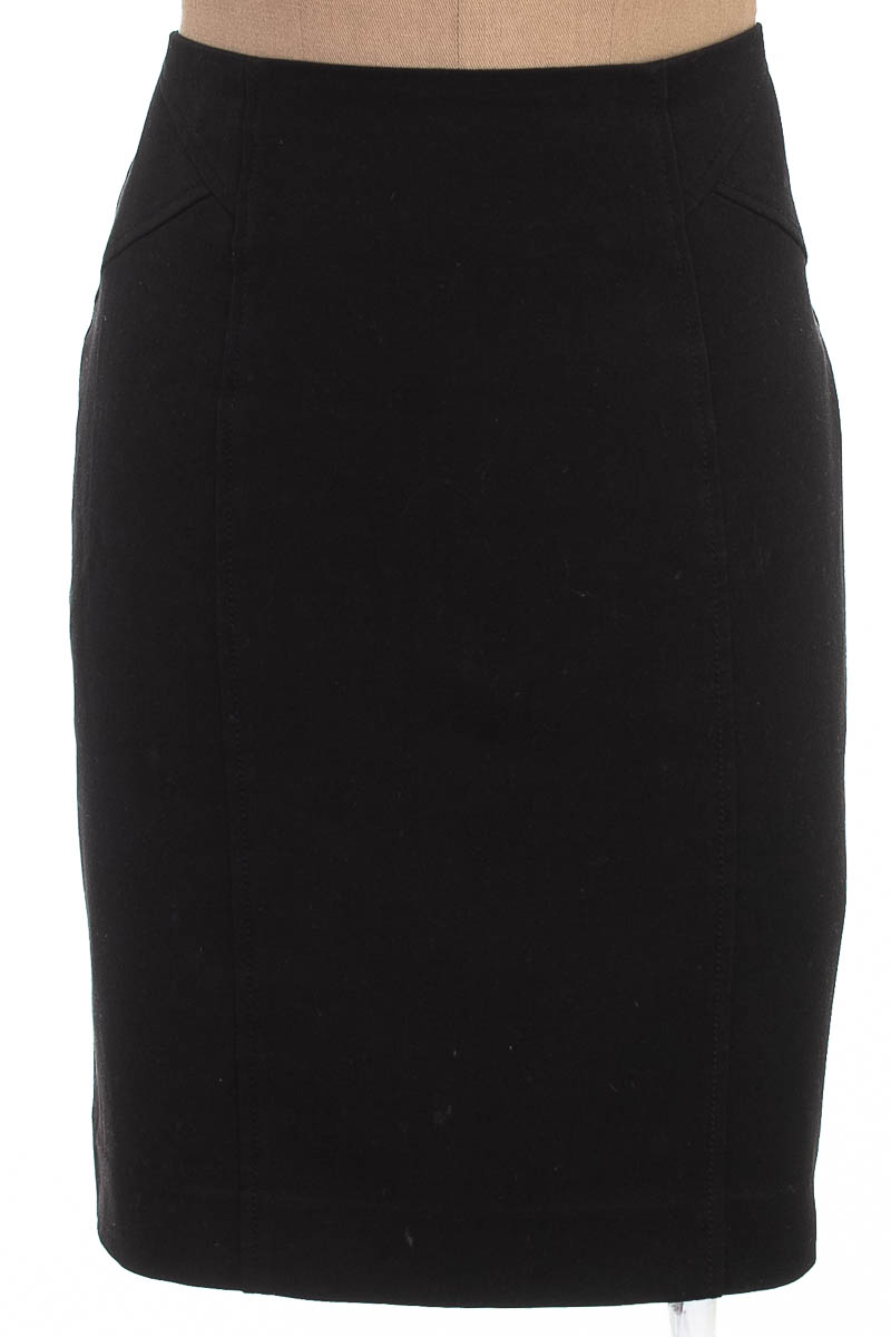 Falda Elegante color Negro - Anne Klein