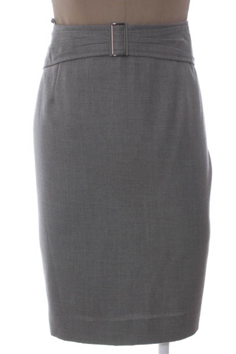 Falda Elegante color Gris - Tahari