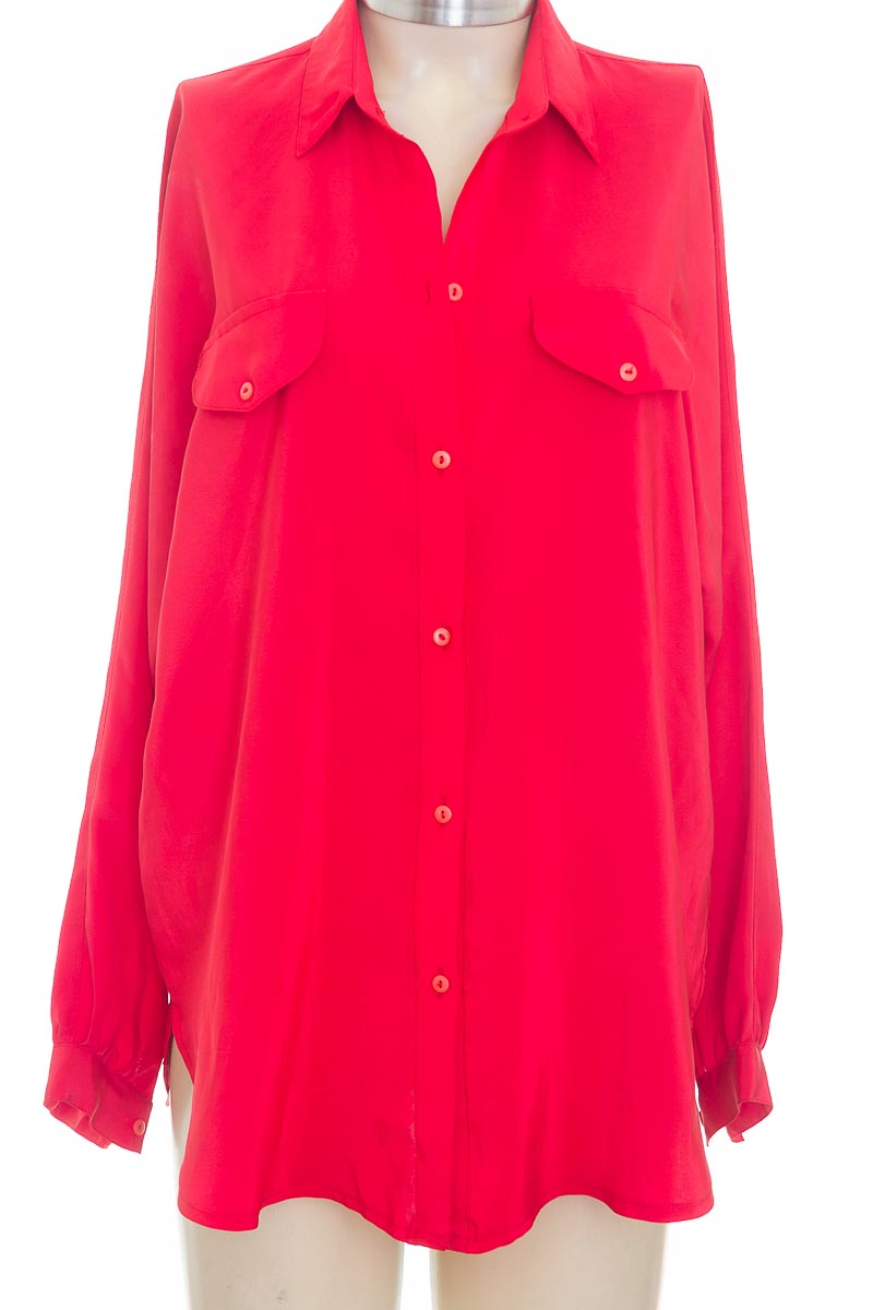 Blusa color Rojo - Mosbi