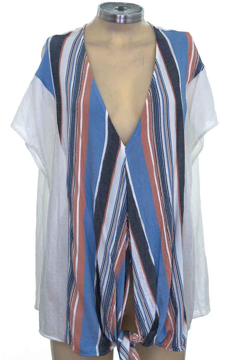 Blusa color Blanco - Zara
