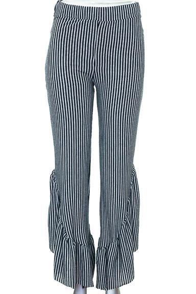 Pantalón Formal color Negro - Zara