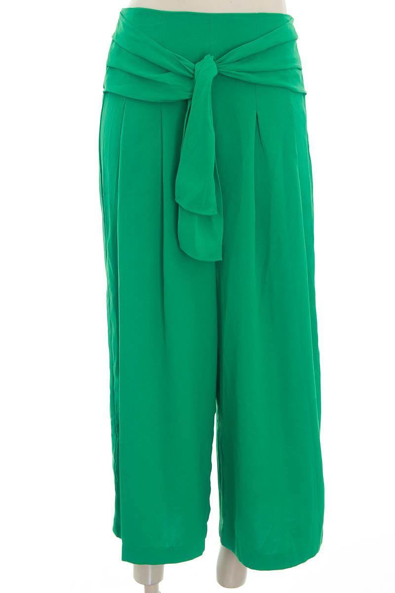 Pantalón color Verde - DO+BE