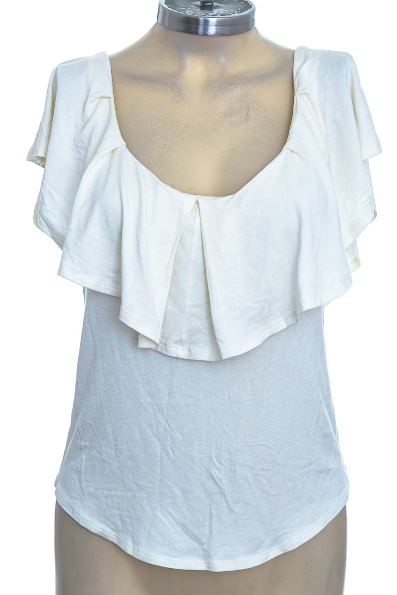 Blusa color Beige - NAF NAF