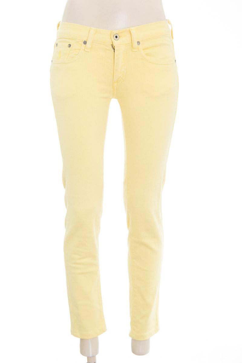 Pantalón color Amarillo - Ralph Lauren