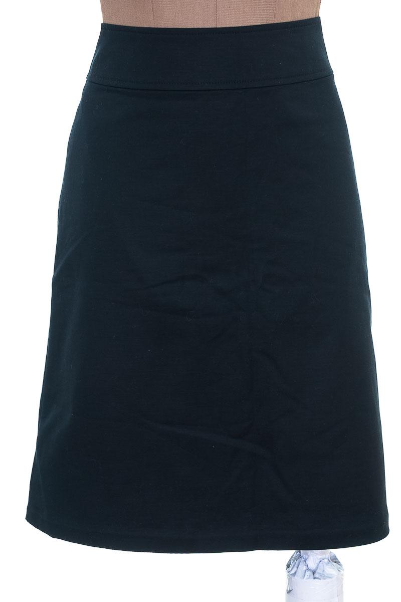 Falda Elegante color Negro - Banana Republic