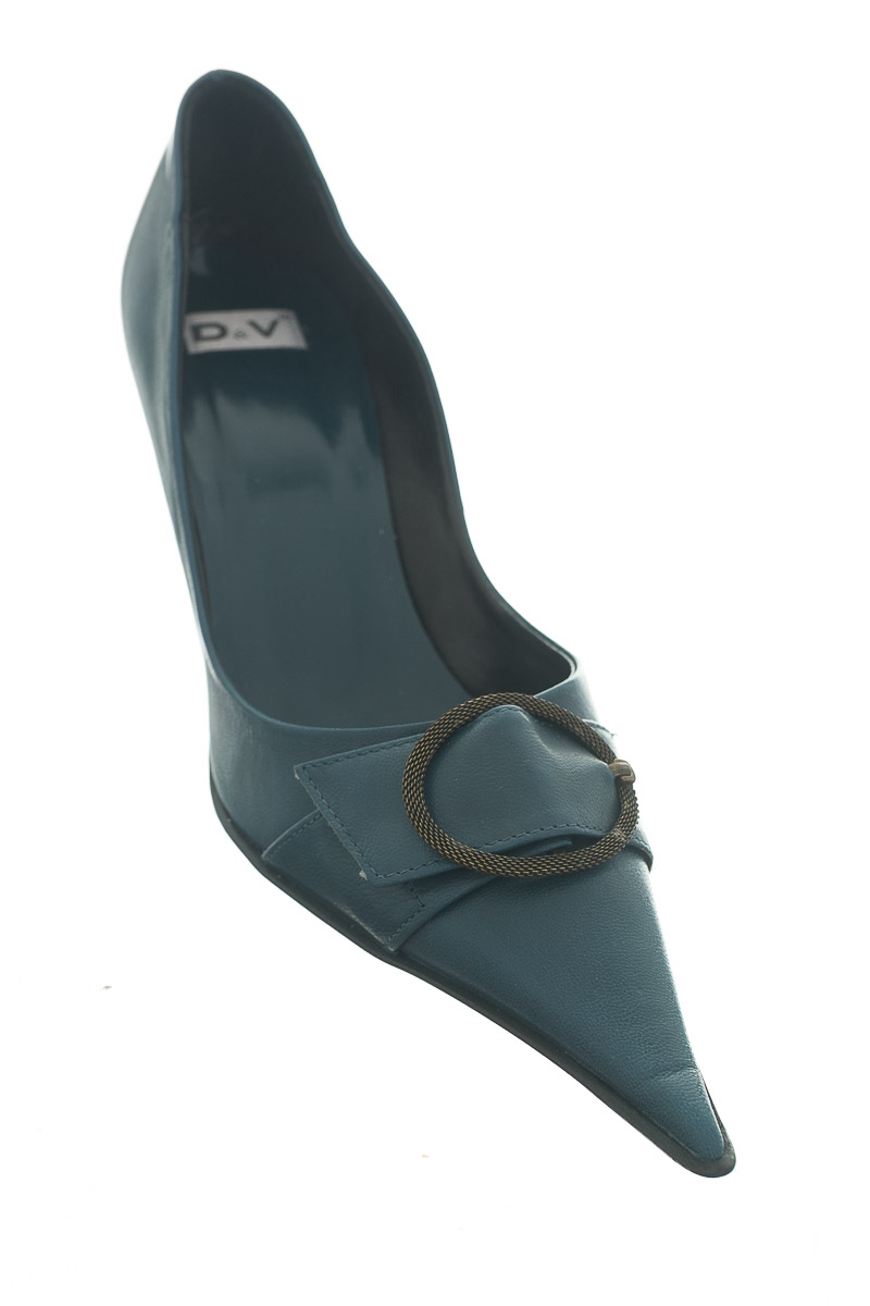 Zapatos color Azul - D&V