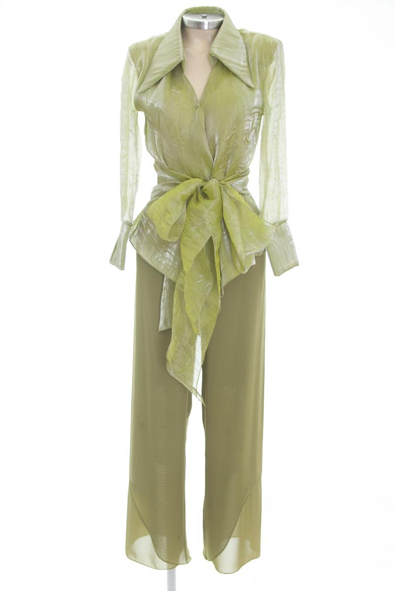 Conjunto color Verde - Pamela Duque