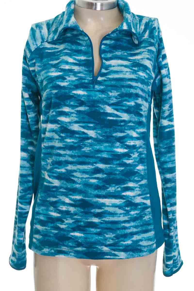 Sweater color Azul - Columbia
