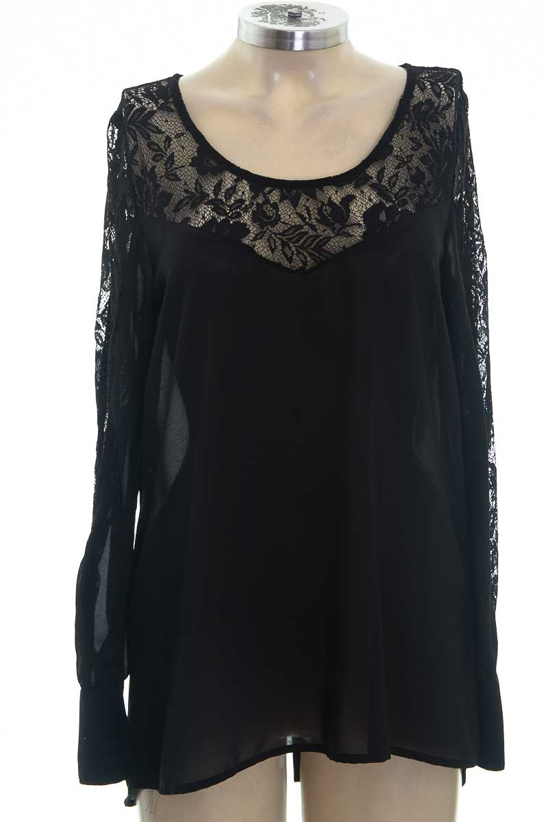 Blusa color Negro - Love Riche