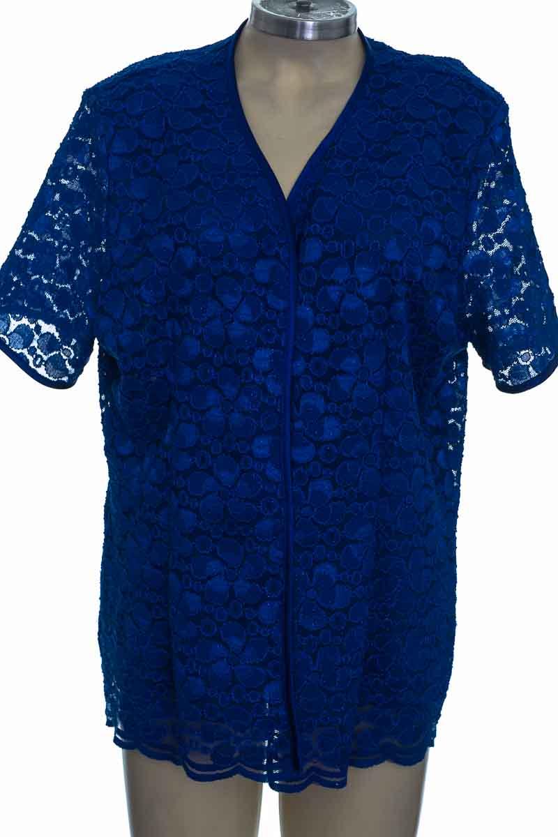 Blusa color Azul - Clara