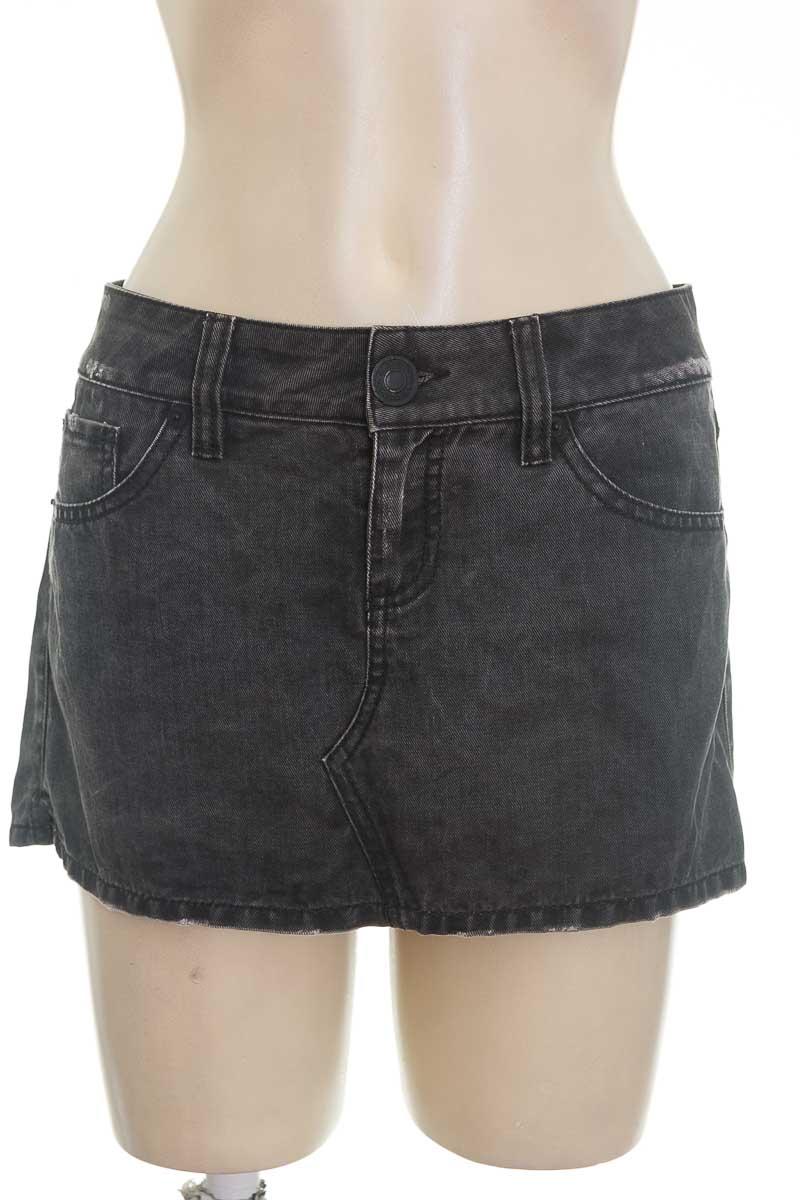 Falda color Negro - Americanino