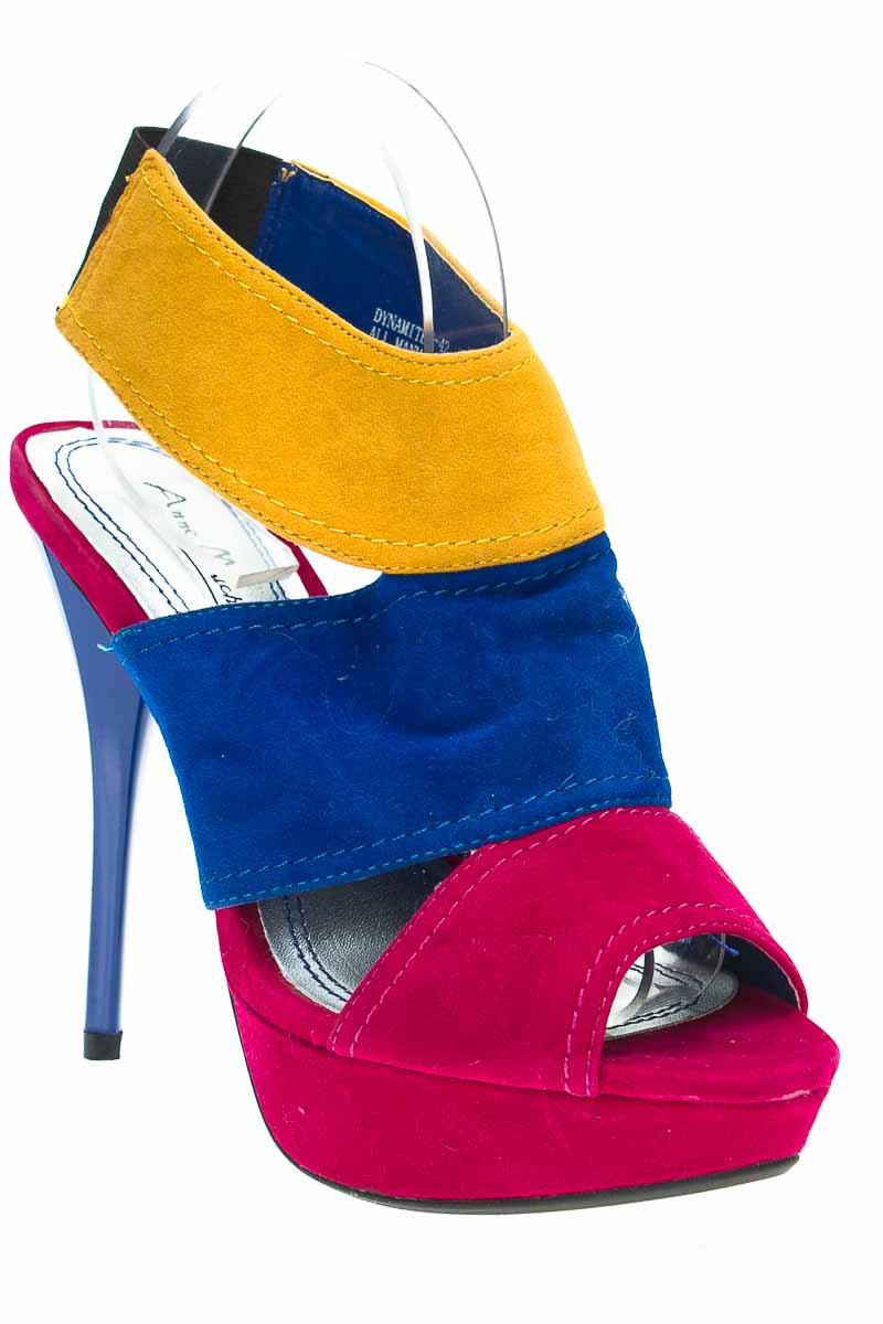 Zapatos Sandalia color Azul - Anne Michelle