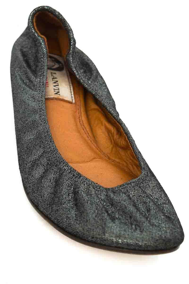 Zapatos Baleta color Gris - Lanvin