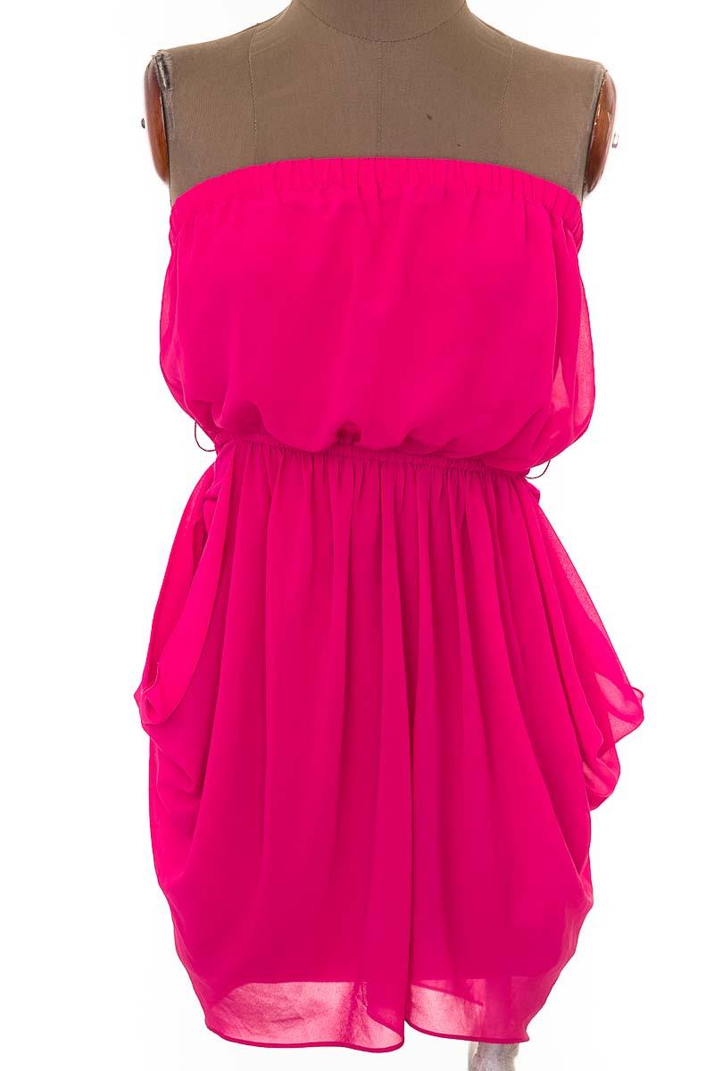 Vestido / Enterizo Casual color Rosado - BEBE