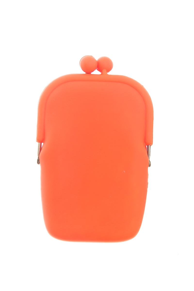 Cartera / Bolso / Monedero color Naranja - Closeando