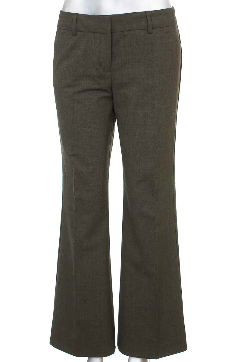 Pantalón Formal color Verde - Express