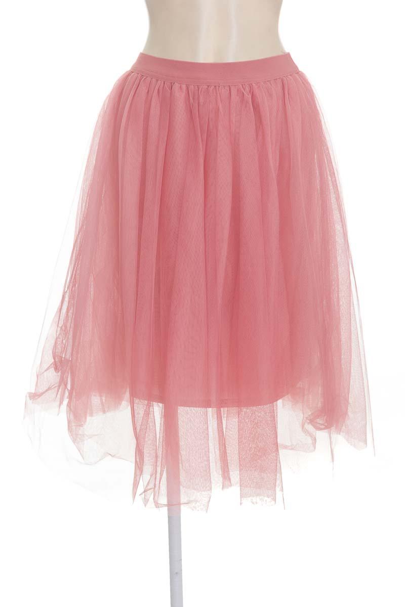 Falda color Rosado - HAUTE MONDE