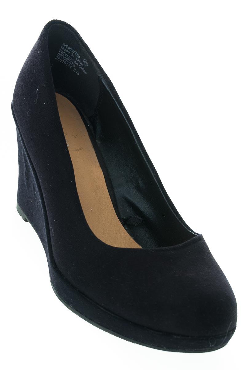 Zapatos Tacón color Negro - GEORGE