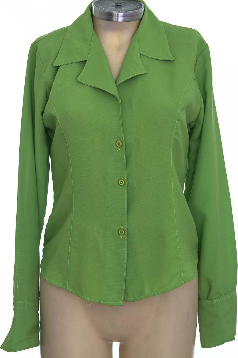Blusa color Verde - Marú