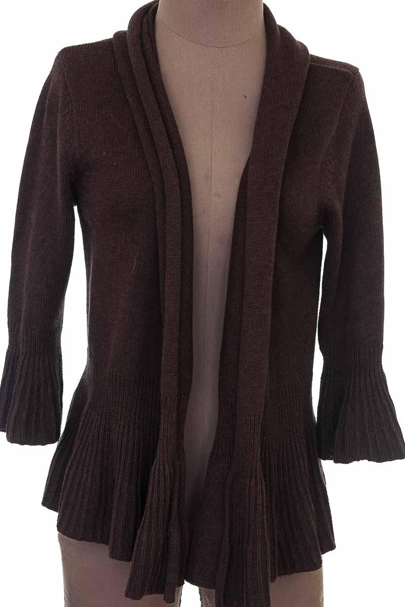 Sweater color Café - Jeanne Pierre