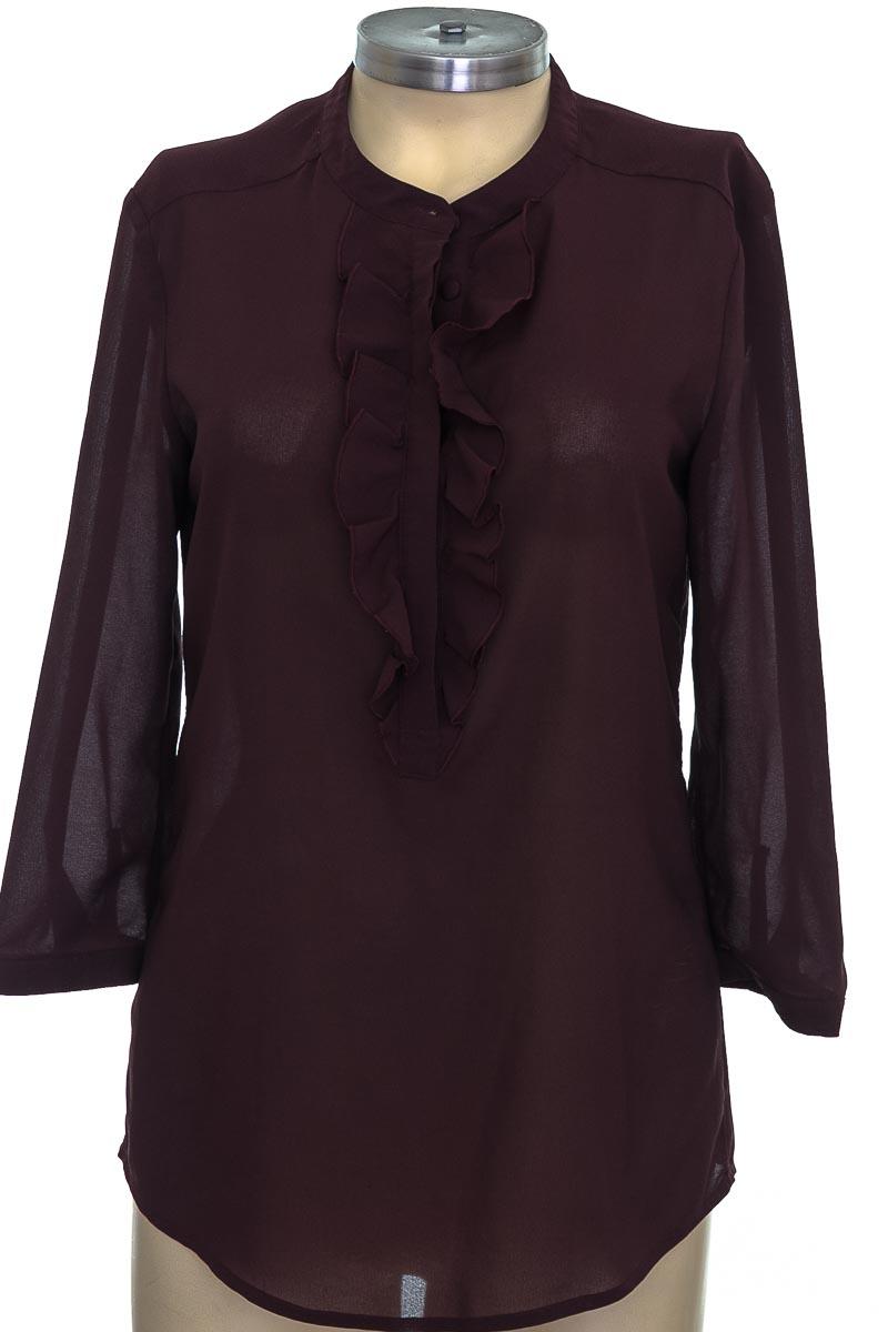 Blusa color Morado - Esprit