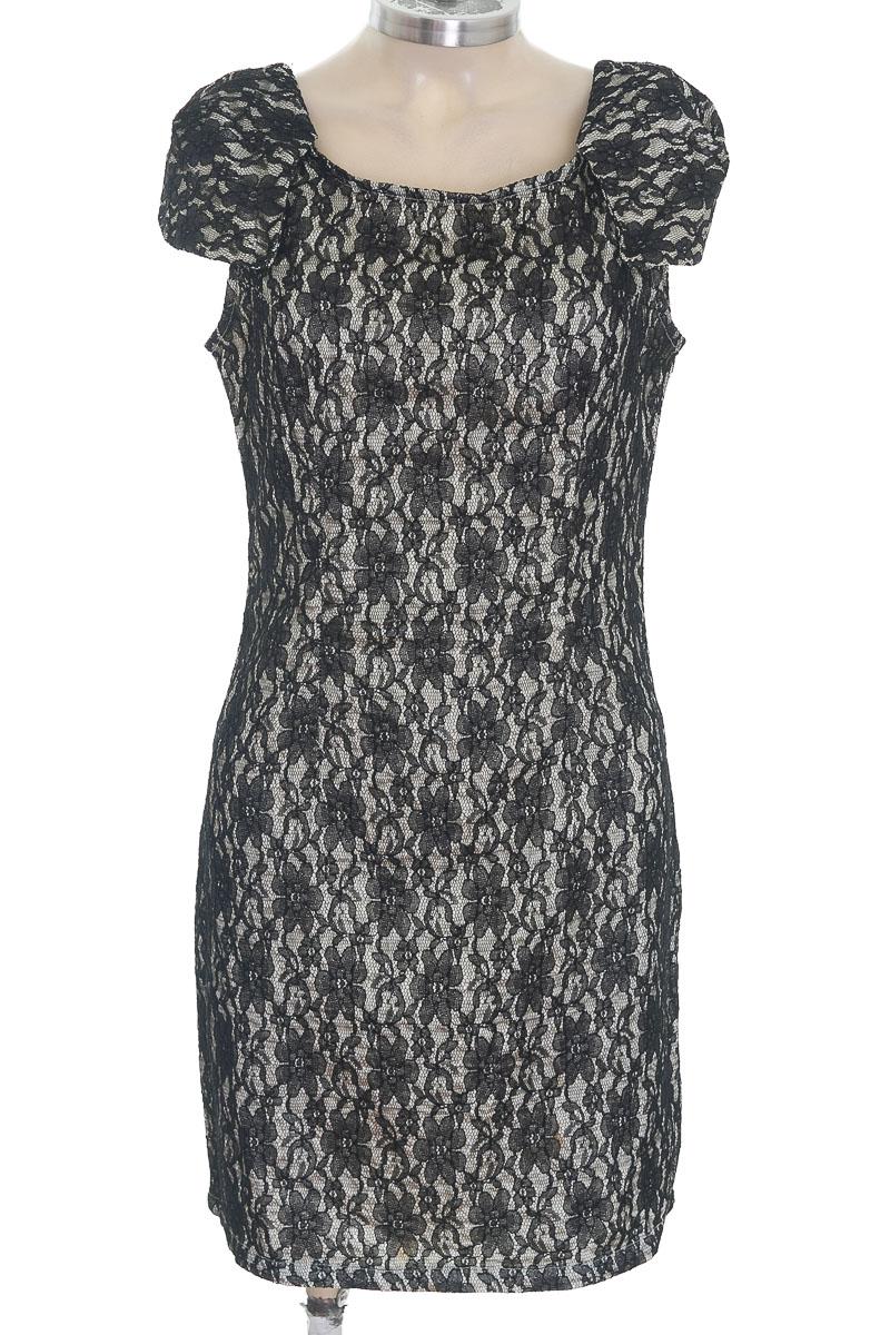 Vestido / Enterizo color Negro - Shabby Chic
