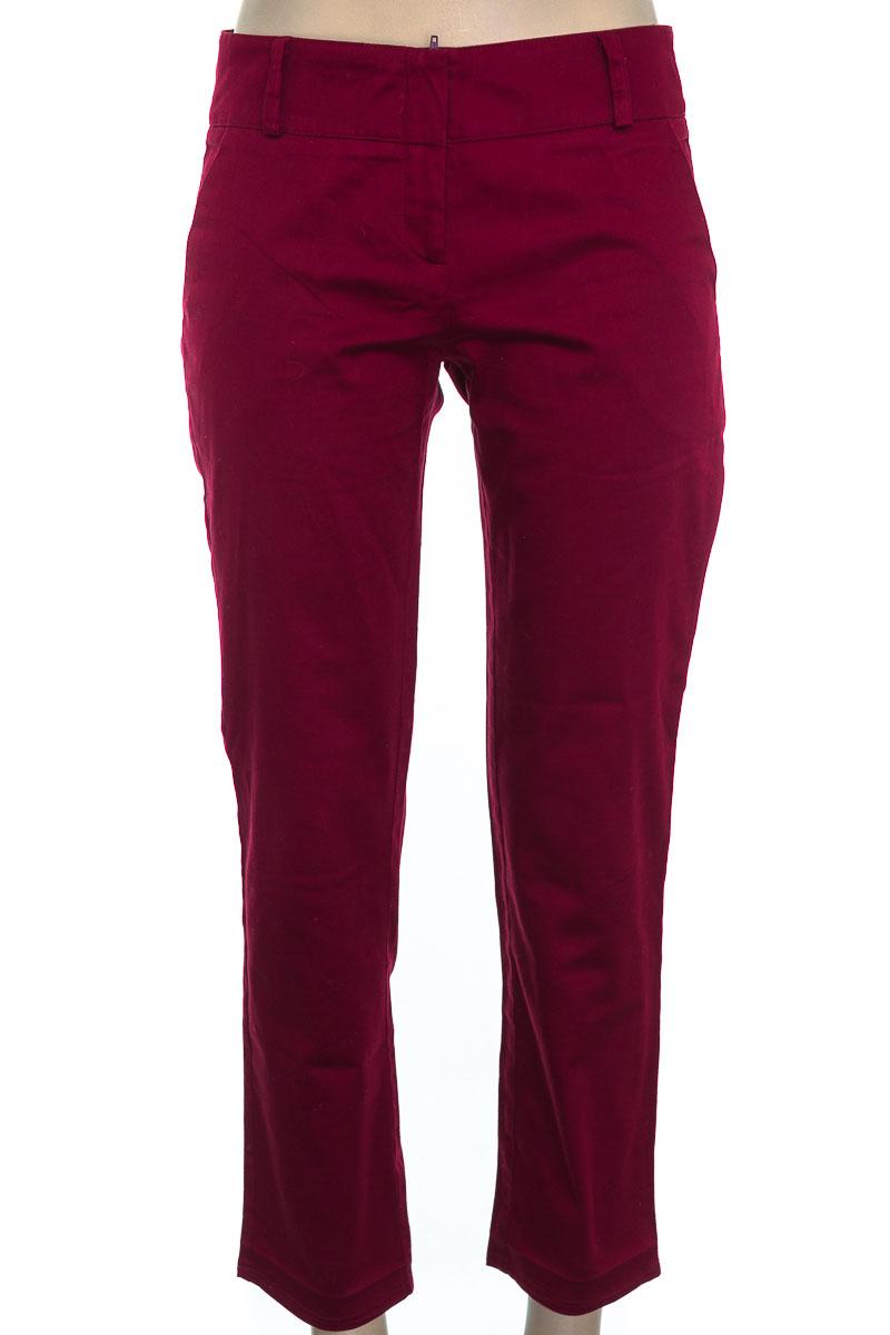 Pantalón color Vinotinto - Liza Wells