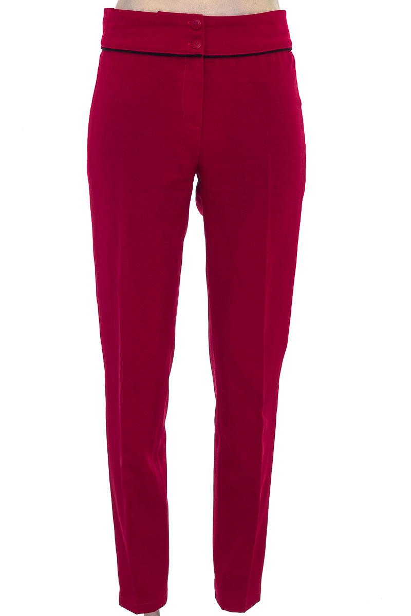 Pantalón color Rojo - Crear Moda