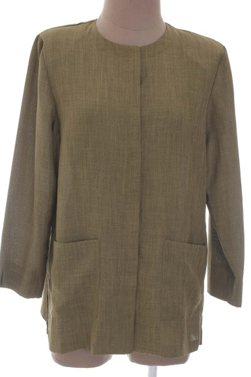 Chaqueta / Abrigo color Verde - SAG HARBOR