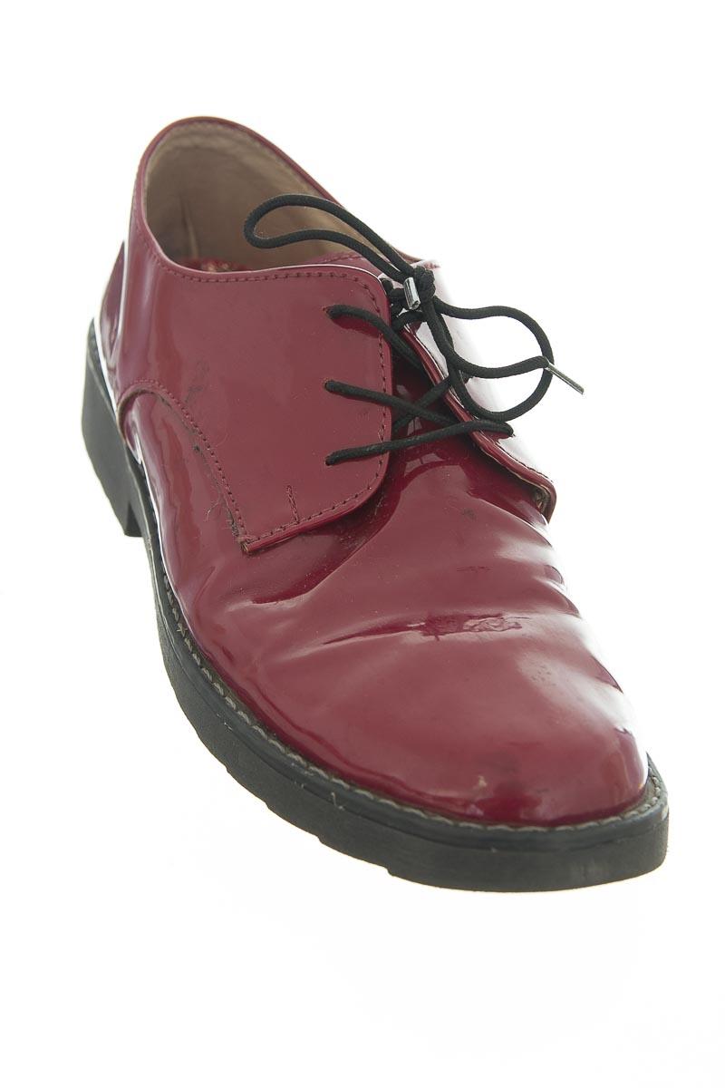 Zapatos color Vinotinto - Aquiles