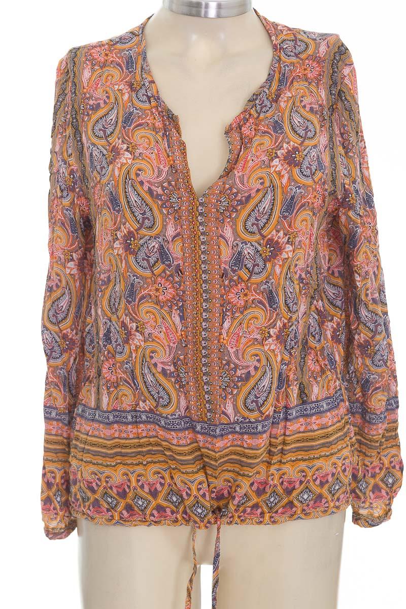 Blusa color Estampado - Crosby