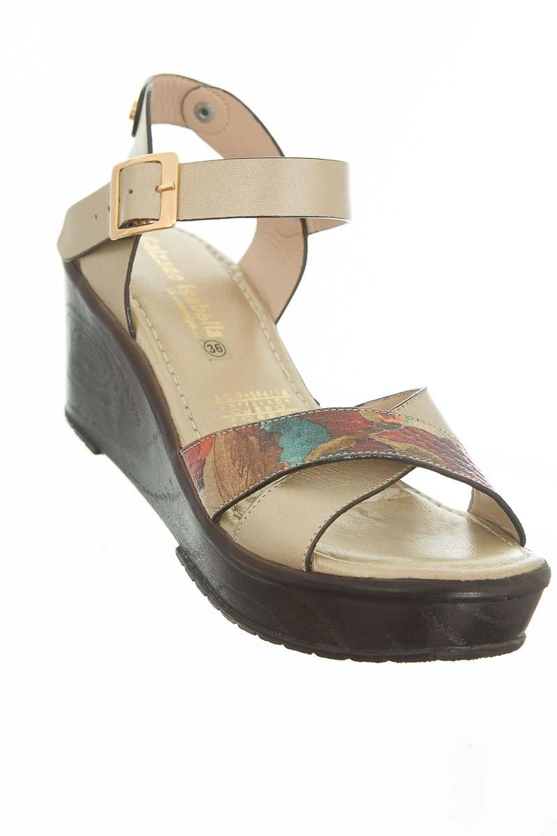 Zapatos color Café - Calsado Isabel