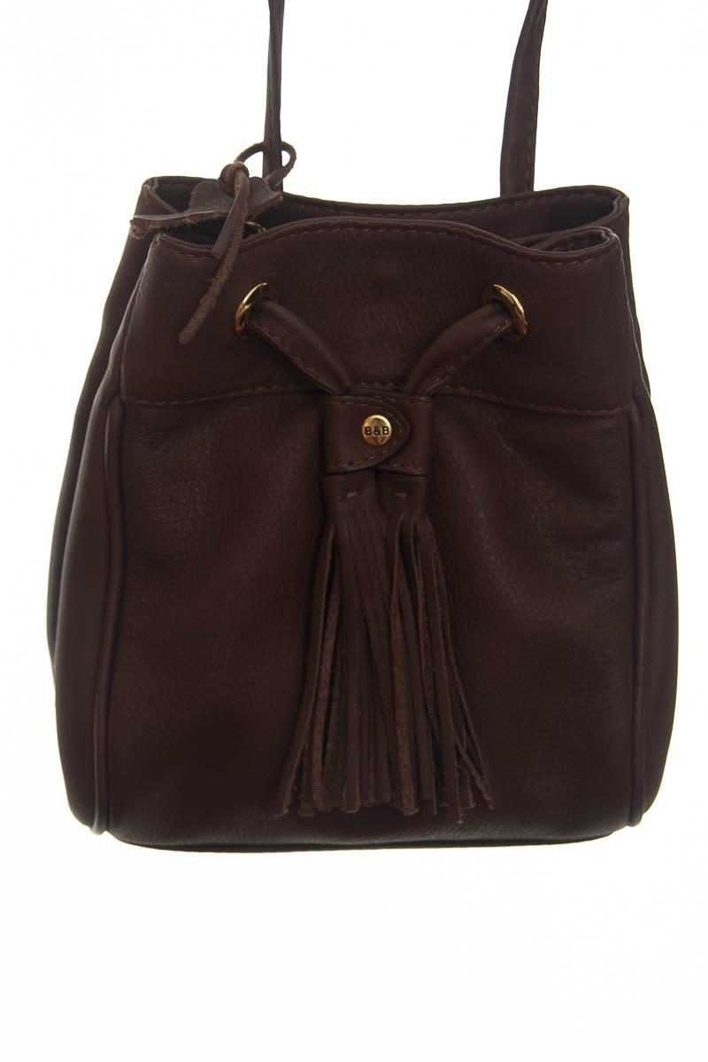 Cartera / Bolso / Monedero color Café - Boots´n Bags