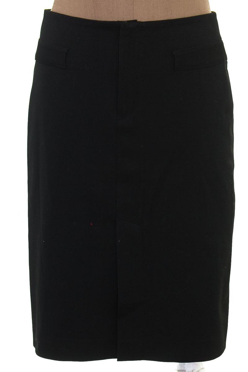 Falda Elegante color Negro - Vertigo