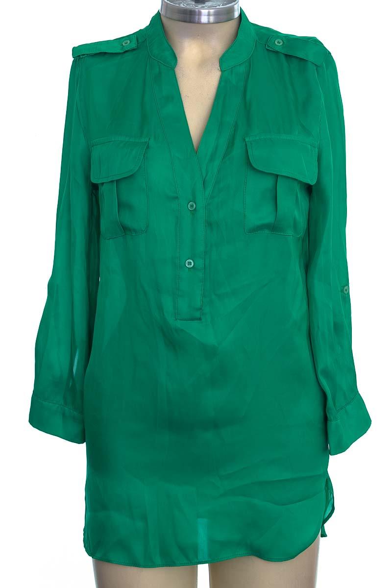 Blusa color Verde - Xtaren