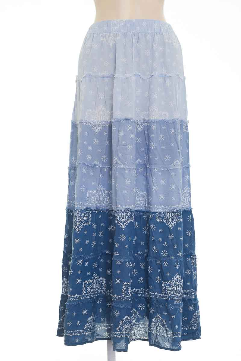 Falda color Azul - Tennis