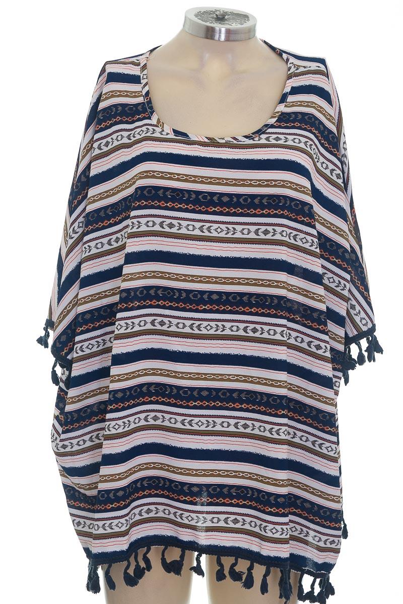 Blusa color Estampado - Santavela