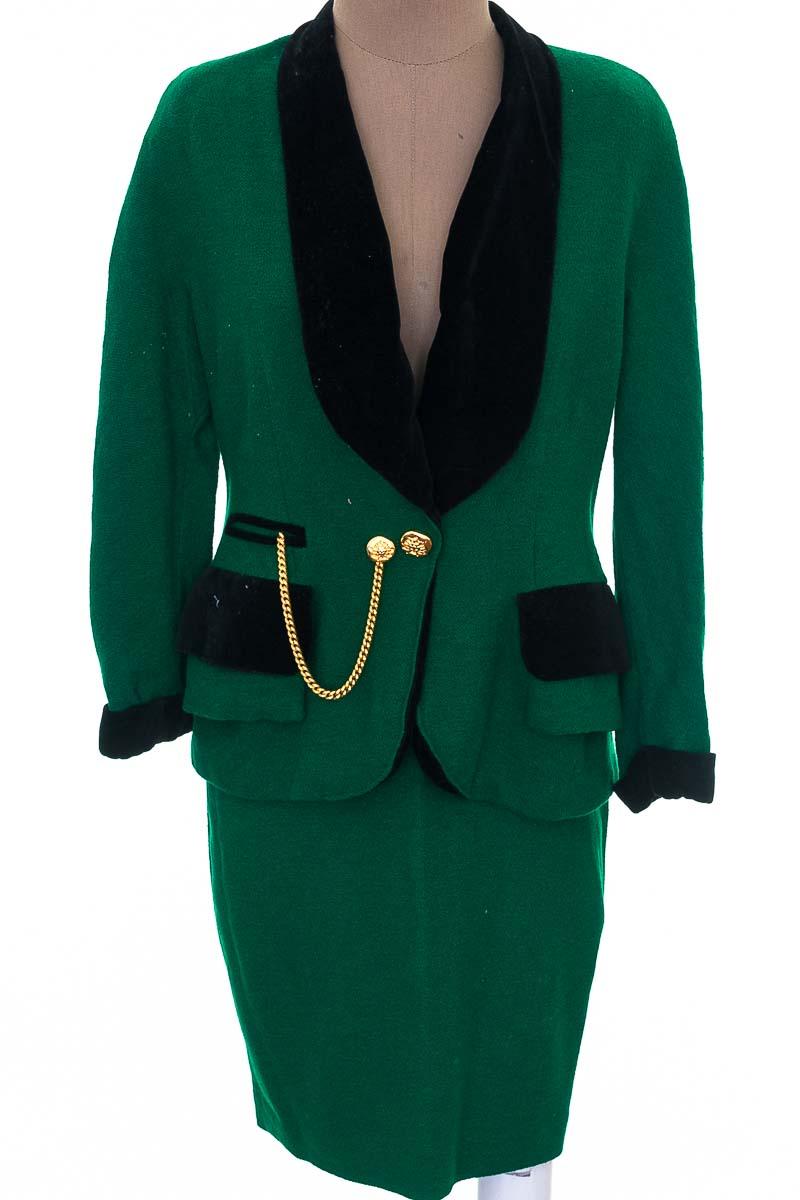 Conjunto Conjunto de Falda color Verde - Escada