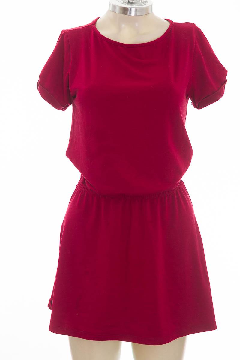 Vestido / Enterizo color Vinotinto - Caty Ross