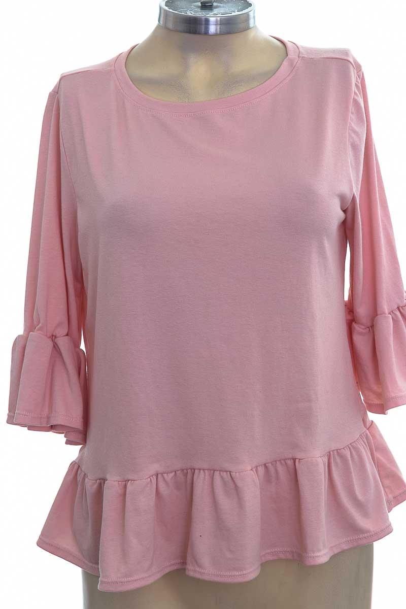 Blusa color Rosado - Loguin