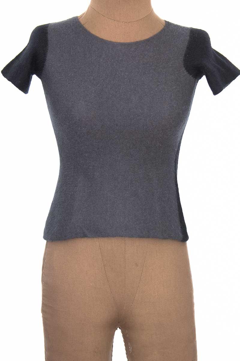Blusa color Gris - Julieta Suárez