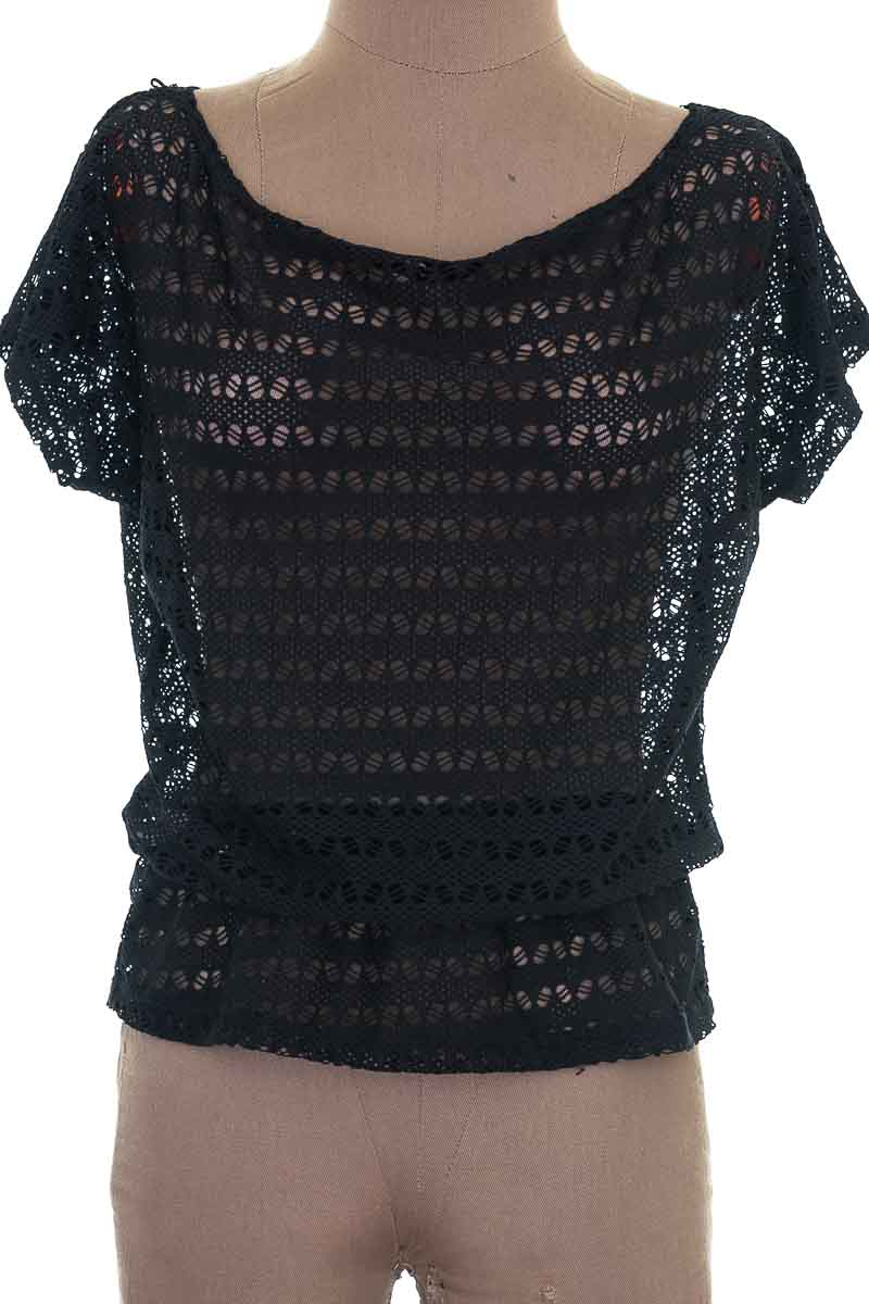 Blusa color Negro - Carmel