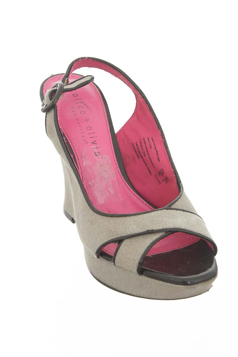 Zapatos color Gris - Alice + Olivia