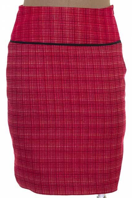 Falda Elegante color Rojo - The Limited