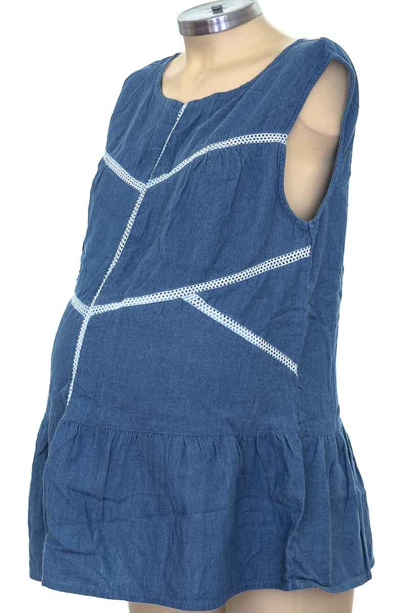 Blusa color Azul - Futuremon