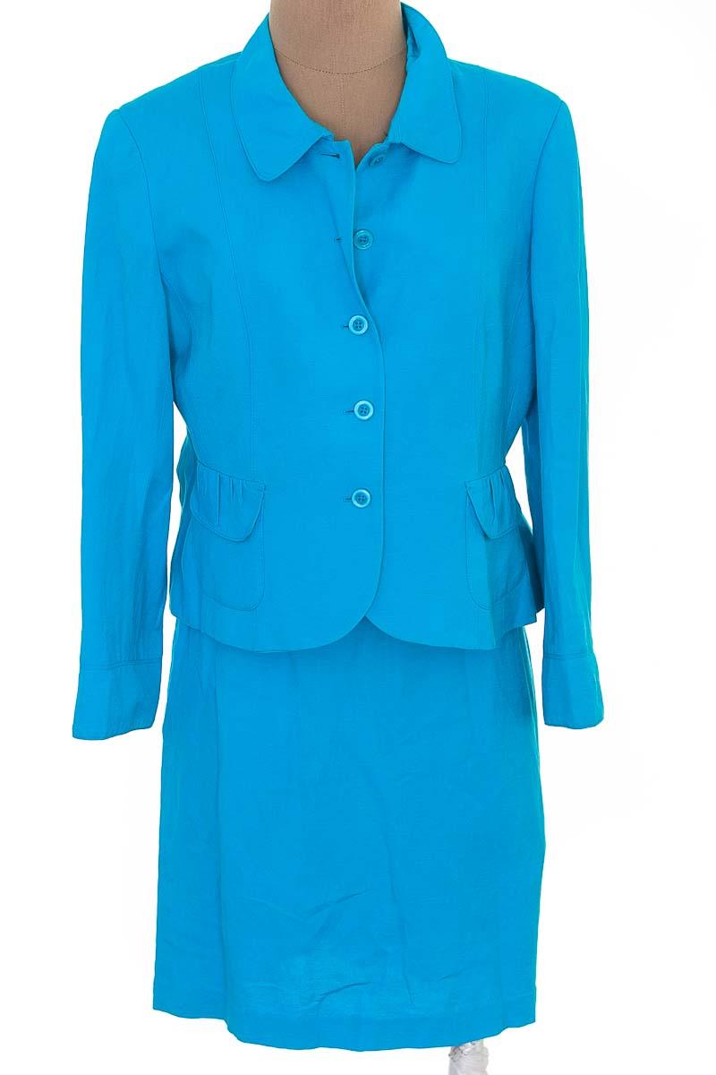 Conjunto Conjunto de Falda color Azul - JOHN MEYER