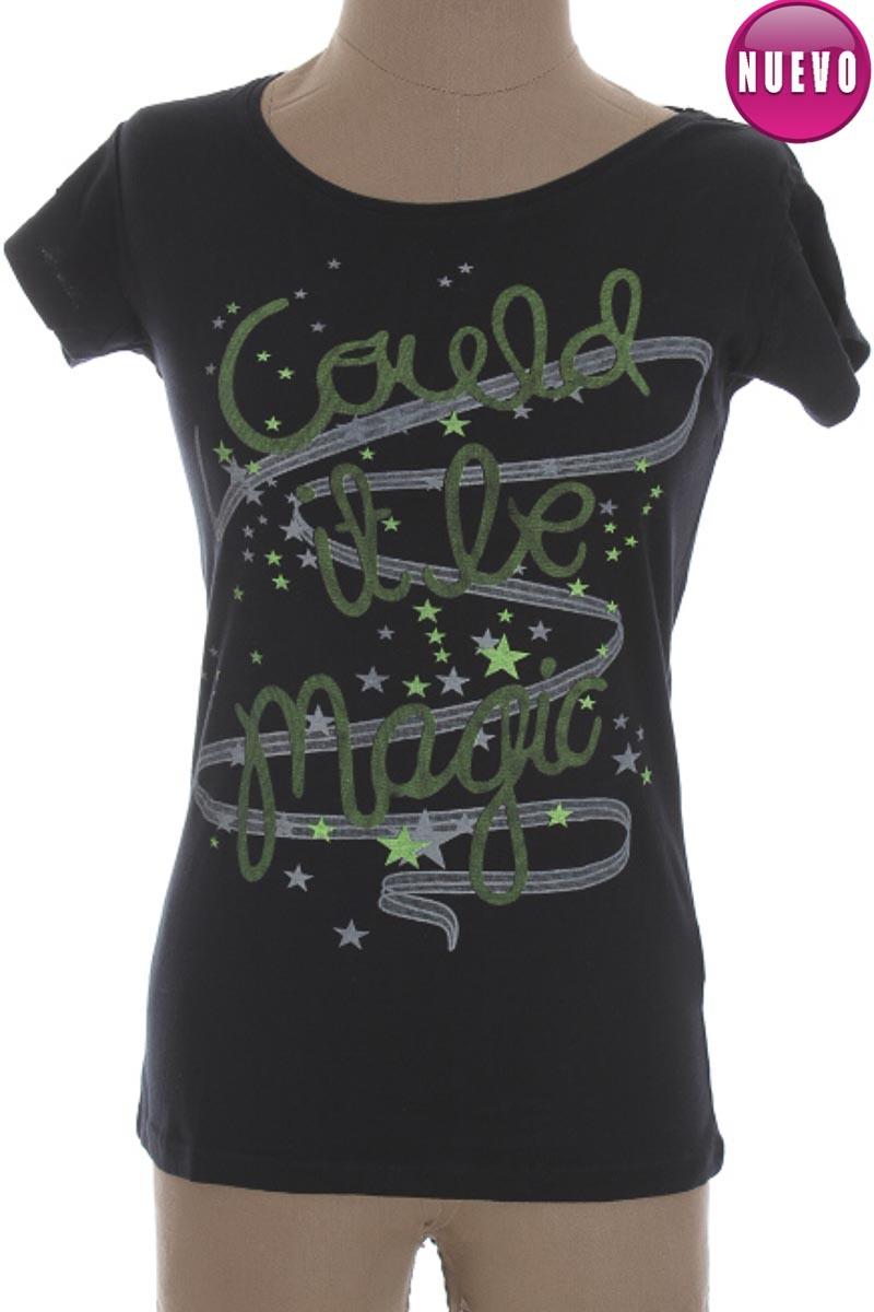 Top / Camiseta color Negro - Terranova