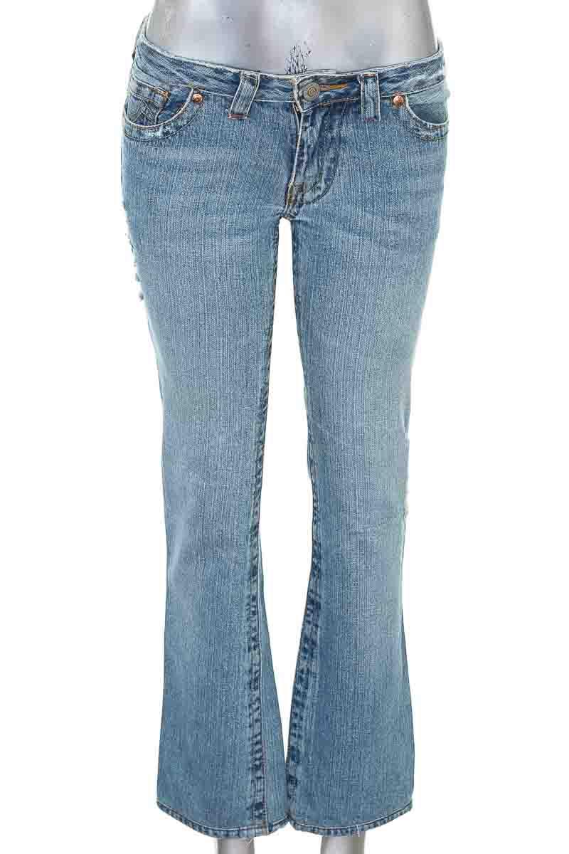 Pantalón Jeans color Azul - True Religion